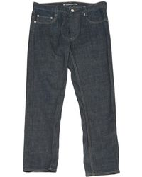 Marc By Marc Jacobs - Pre-owned Blue Cotton Jeans - Lyst