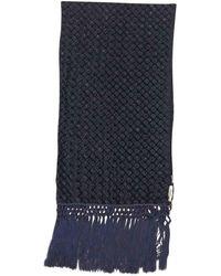 Max Mara - Pre-owned Wool Scarf - Lyst