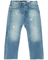AllSaints - Other Cotton Jeans - Lyst