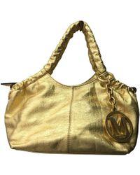 Missoni - Pre-owned Leather Handbag - Lyst