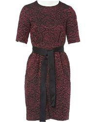 Carolina Herrera - Other Polyester Dress - Lyst