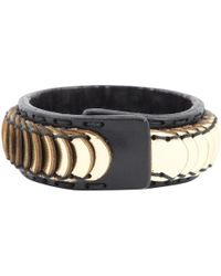 Givenchy - Pre-owned Leather Bracelet - Lyst