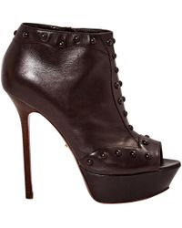 Sergio Rossi - Pre-owned Leather Heels - Lyst