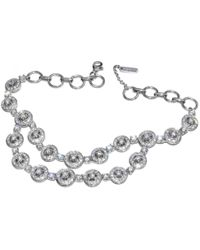 Messika - Pre-owned White Gold Bracelet - Lyst