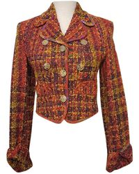 Christian Lacroix - Pre-owned Vintage Multicolour Wool Jackets - Lyst