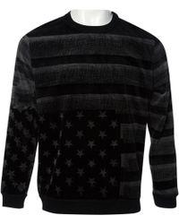 Givenchy - Black Cotton Knitwear & Sweatshirt - Lyst