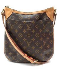 Louis Vuitton - Odéon Cloth Crossbody Bag - Lyst