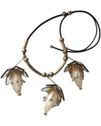 Marni - Pre-owned Long Necklace - Lyst