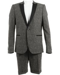 The Kooples - Brown Wool Suits - Lyst