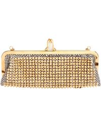 Pre-owned - Python clutch bag Christian Louboutin bunFem2tn