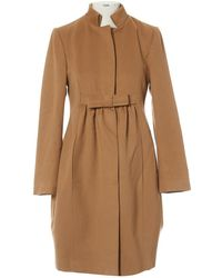 Stella McCartney - Pre-owned Cashmere Coat - Lyst