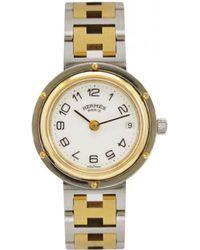 Hermès | Pre-owned Clipper Pm Watch | Lyst