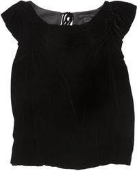 Marc By Marc Jacobs - Black Top - Lyst