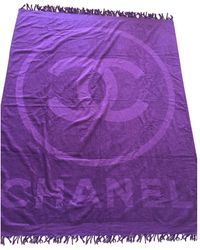 Chanel - Textiles - Lyst