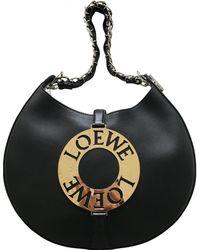 Loewe - Pre-owned Joyce Leather Handbag - Lyst