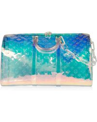 Louis Vuitton - Keepall Other Plastic Travel Bag - Lyst