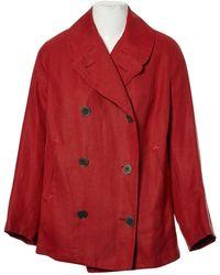 Hermès - Pre-owned Linen Jacket - Lyst