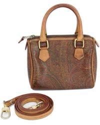 Etro - Cloth Handbag - Lyst