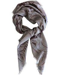 Chanel - Wool Stole - Lyst
