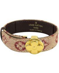 Louis Vuitton - Monogram Bracelet - Lyst