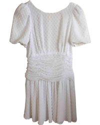 Claudie Pierlot - Pre-owned Dress - Lyst
