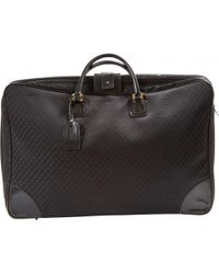 Loewe - Pre-owned Cloth Travel Bag - Lyst