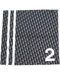 Dior - Pre-owned Silk Handkerchief - Lyst