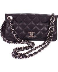 Chanel - Borse a mano Nero - Lyst