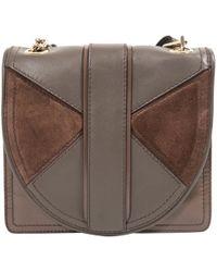 Max Mara - Leather Mini Bag - Lyst