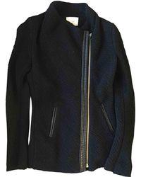 IRO - Wool Cardi Coat - Lyst