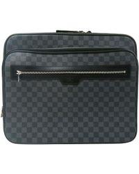 Louis Vuitton - Sac en cuir - Lyst