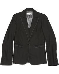 Vanessa Bruno - Black Cotton Jacket - Lyst