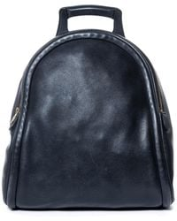 Delvaux - Blue Leather - Lyst