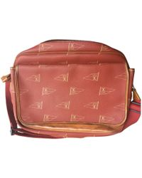 Louis Vuitton | Pre-owned Leather Satchel | Lyst