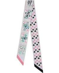 Hermès - Twilly Silk Choker - Lyst
