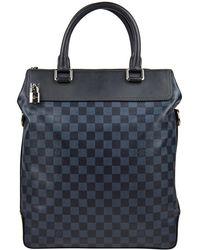 Louis Vuitton - Leather bag - Lyst