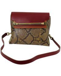 Chloé - Pre-owned Clare Leather Handbag - Lyst