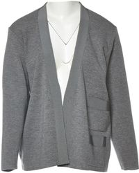55012ca02e25 Lyst - Men s Ferragamo Sweaters and knitwear