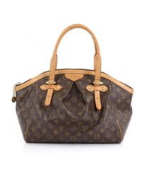 3da0da56488e Lyst - Louis Vuitton Alma 30 Handbag - Vintage in Brown
