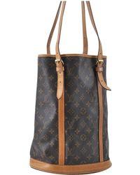 Louis Vuitton - Bucket Cloth Handbag - Lyst