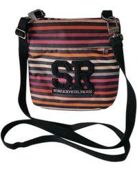 Sonia Rykiel - Pre-owned Multicolour Cloth Clutch Bag - Lyst d03a7b2ca92ee