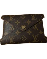 Louis Vuitton - Pre-owned Kirigami Other Cloth Clutch Bags - Lyst