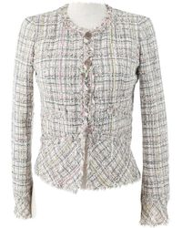 Chanel - Other Viscose Jacket - Lyst