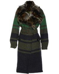 Mr & Mrs Italy - Wool Coat - Lyst