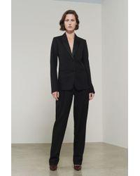 Victoria Beckham - Fitted Jacket - Lyst
