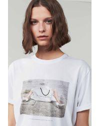 Victoria Beckham - 10th Anniversary T-shirt - Lyst