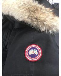 Parka Macmillan Plumes d'oie Canada Goose pour homme en