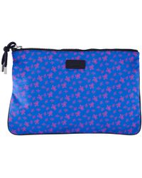 Vilebrequin - Beach Pouch Micro Ronde Des Tortues - Lyst