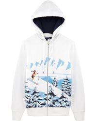 Vilebrequin - Ski Resort Hoody Fleece Jumper - Lyst