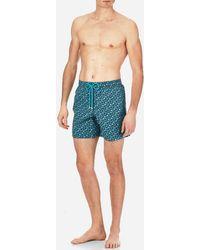Vilebrequin - Men Swimwear Micro Ronde Des Tortues - Lyst